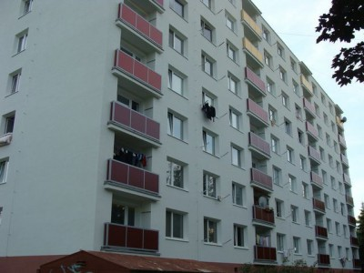 Bytový dom: Púchov, Obrancov mieru č. 1154 (rok 2012)