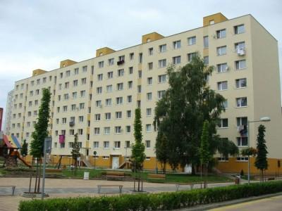 Bytový dom: Púchov, Námestie slobody č. 1406 (rok 2012)