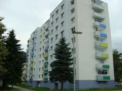 Bytový dom: Púchov, Mládežnícka č. 1431 (rok 2012)