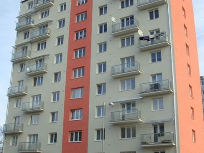 Bytový dom: Púchov, Obrancov mieru č. 1150 (rok 2010)