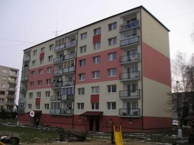 Bytový dom: Púchov, Mládežnícka č. 1430 (rok 2007)