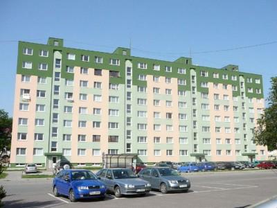 Bytový dom: Púchov, Námestie slobody č. 1656 (rok 2007)