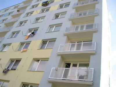 Bytový dom: Púchov, Obrancov mieru č. 1155 (rok 2007)