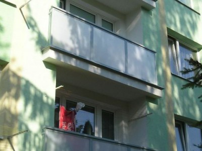 Bytový dom: Púchov, Obrancov mieru č. 1157 (rok 2005)