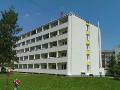 Bytový dom: Púchov, Svätoplukova č. 1467 (rok 2014)