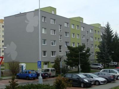Bytový dom: Púchov, Námestie slobody č. 1405 (rok 2014)