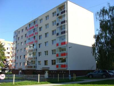 Bytový dom: Púchov, Mládežnícka č. 1441 (rok 2013)
